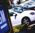 general motors peer peer car sharing business