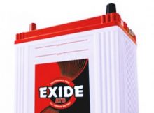 exide lithium ion batteries plant