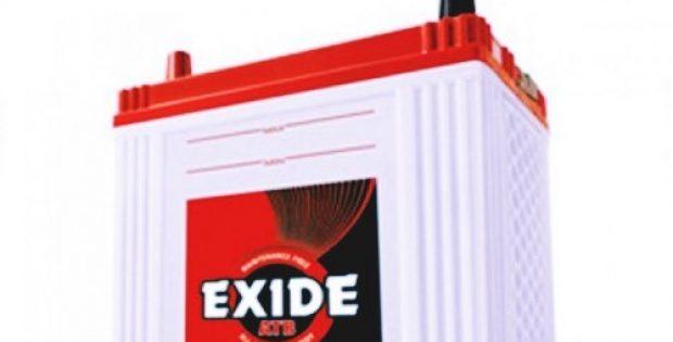 exide lithium ion batteries plant