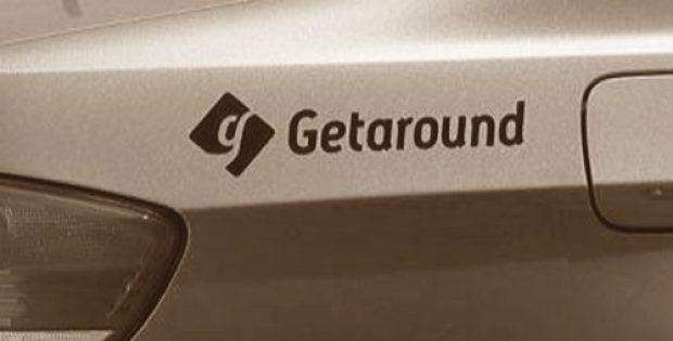 getaround softbank car sharing business