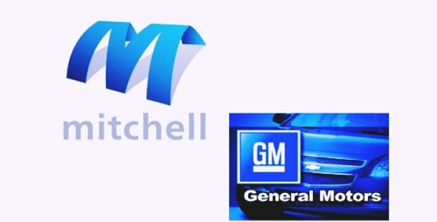 gm mitchell collision repair network