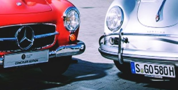 swiss halt mercedes porsche model registrations