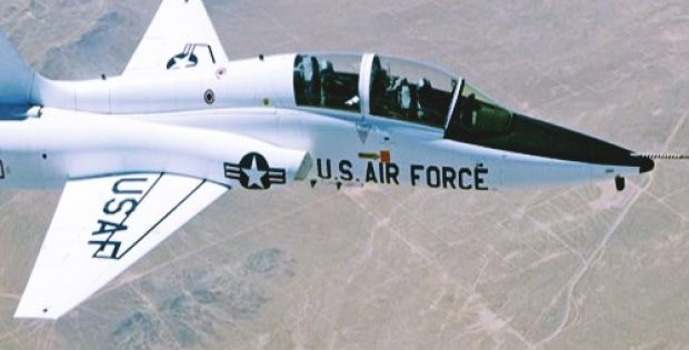 air force awards contract boeing new training jets