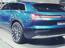 audi mass production electric suv e-tron quattro