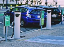 gail set ev charging stations