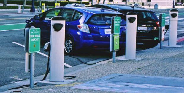 gail set ev charging stations
