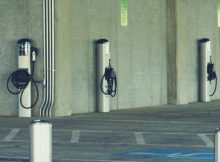 lucid partners electrify develop ev charging stations