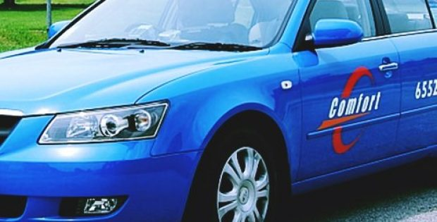 comfortdelgro maas global provide transport app