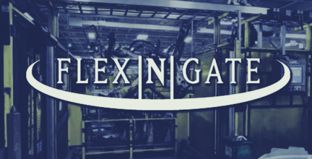 flex-n-gate auto parts manufacturing facility detroit