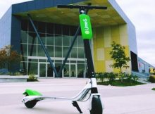 lime e-scooters debut canada pilot