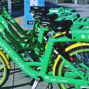 lime u-bicycle launch dockless e-bikes pilot