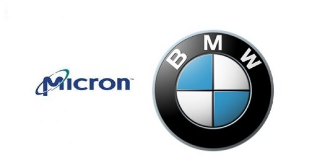 Micron partners with BMW to develop automotive memory technology