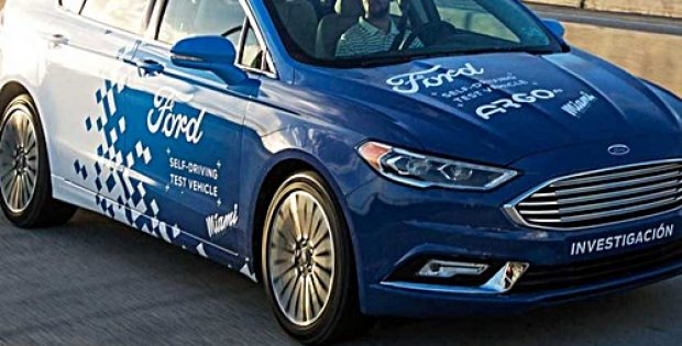 Ford and Walmart to pilot automated goods delivery in Miami