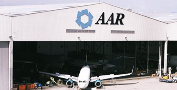 AAR forms late-life aircraft