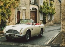 Aston Martin plans to turn classic cars into electric vehicles