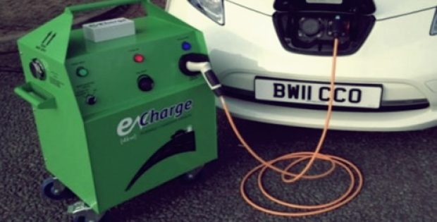 FreeWire secures $15m funding to boost EV portable charging technology