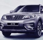 Proton debuts SUV