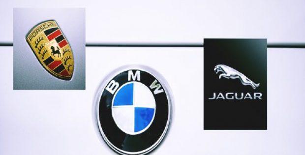 BMW, Porsche and Jaguar ventures