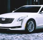 Cadillac electric vehicle