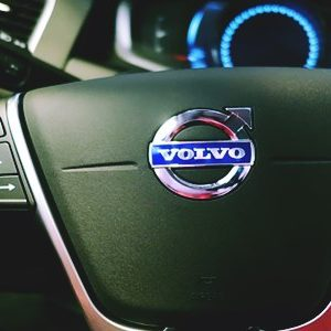 Volvo's driverless car venture gains approval for Swedish pilot